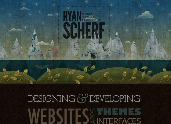 ryanscherf 创意网站建设