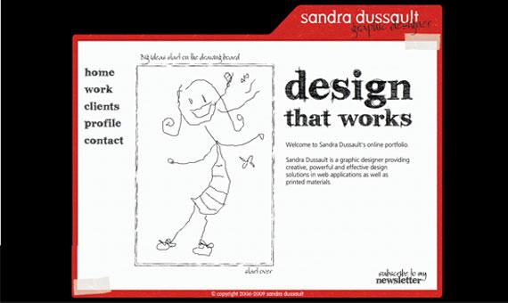 网页设计中的幻彩和极简设计